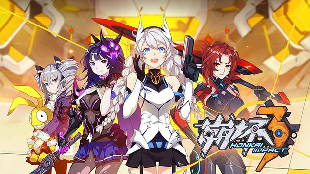 game honkai impact 3