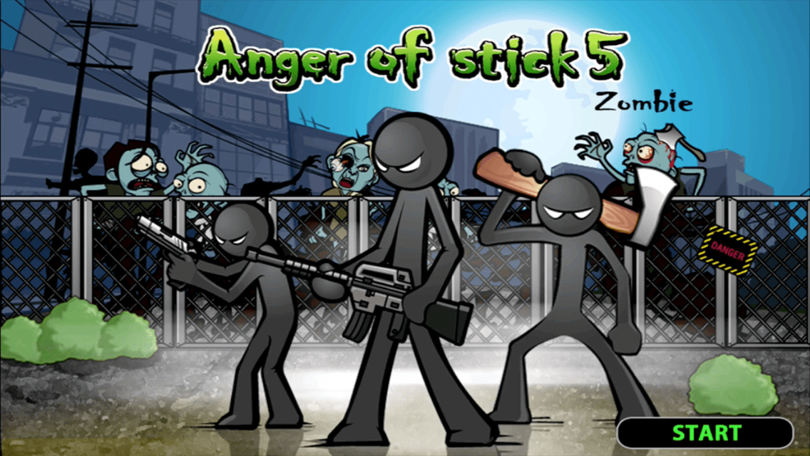 Anger Of Stick 5 Hack APK