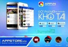 download appvn ve may