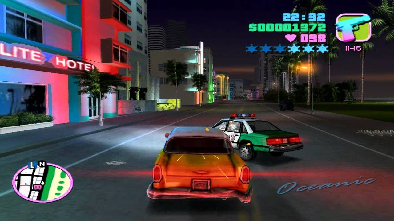 GTA vice city mod android