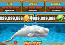 hack game hungry shark