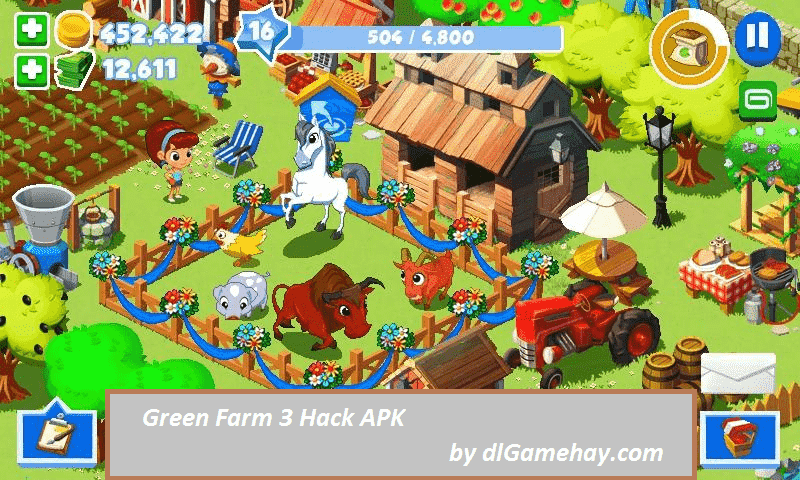 hack green farm 3