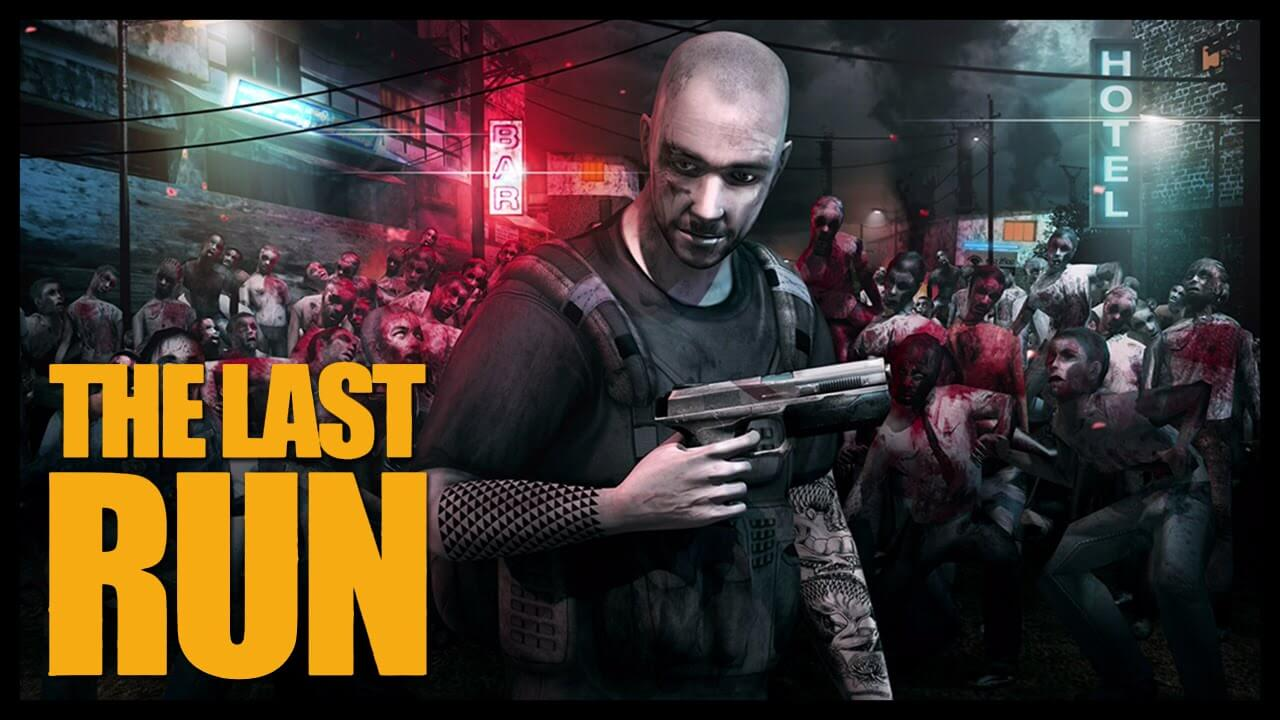 Game last run: dead zombie shooter