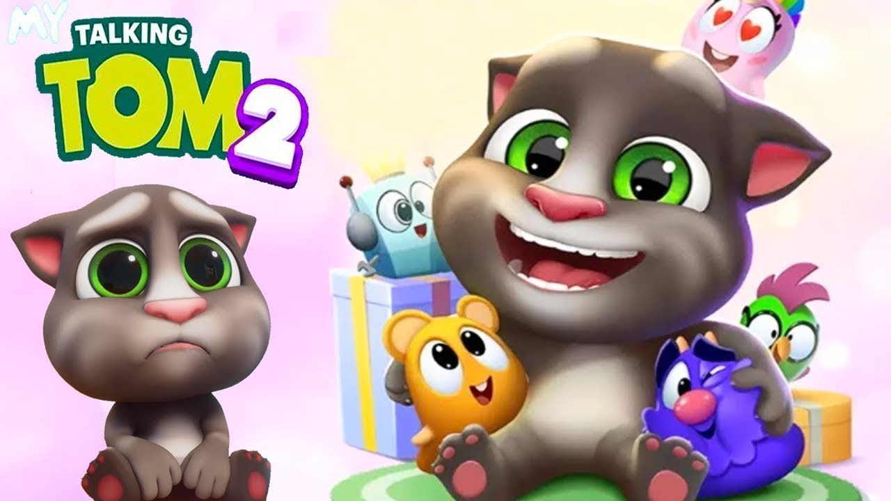 tải game my talking tom 2