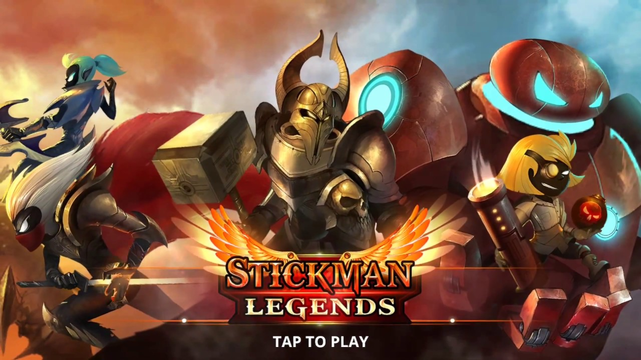 Stickman Legends Hack APK