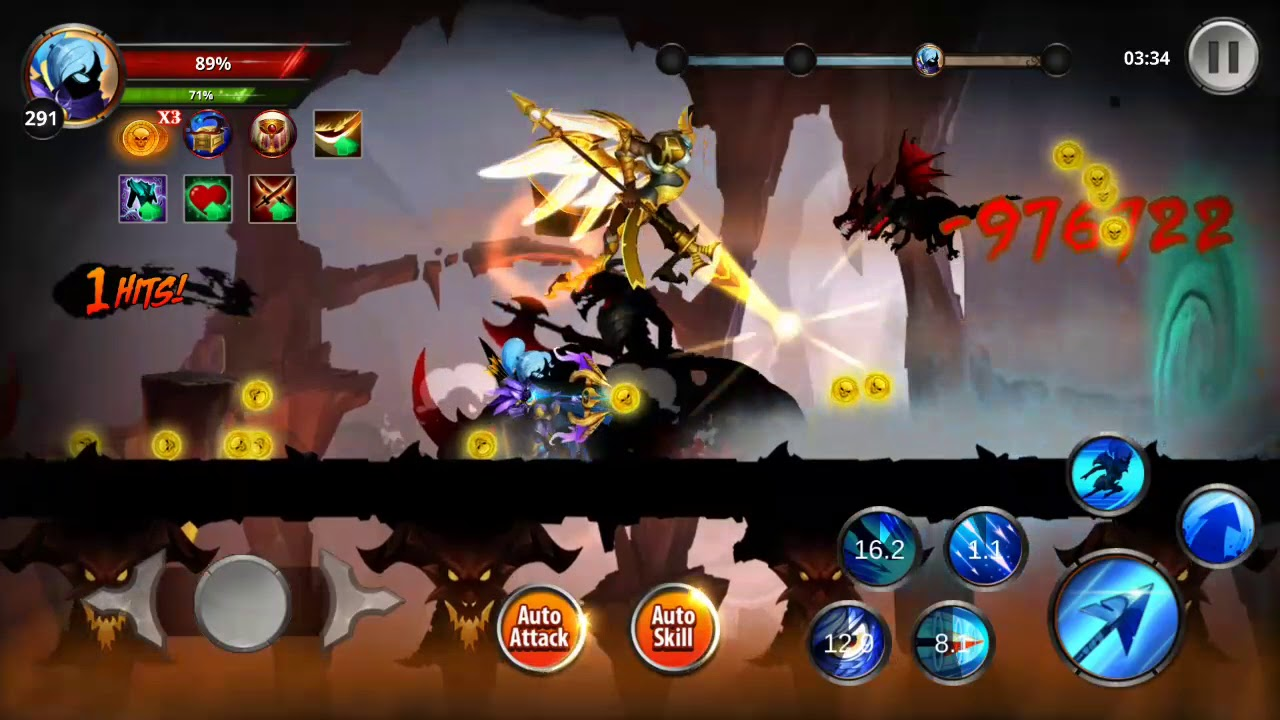 tải game stickman legends