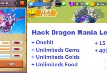hack dragon mania legends