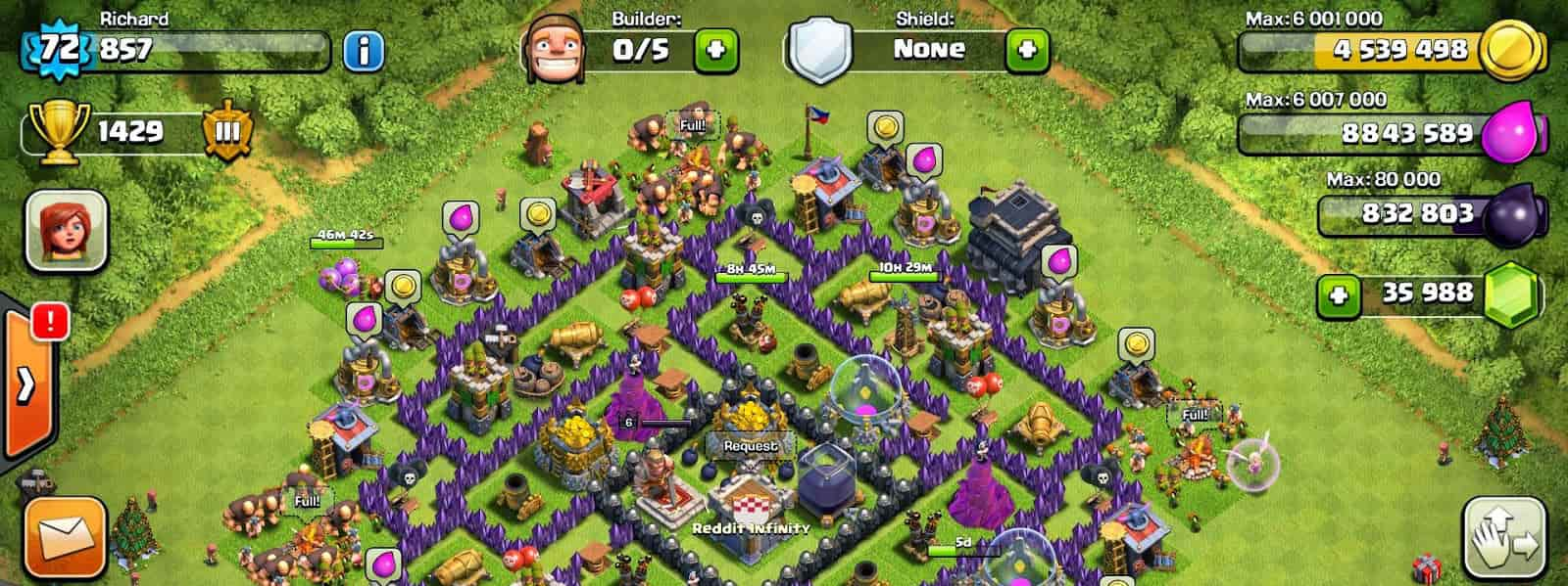hack clash of clans mod apk free