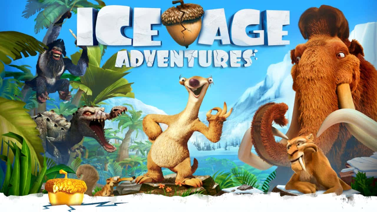 tai ice age advantures mod
