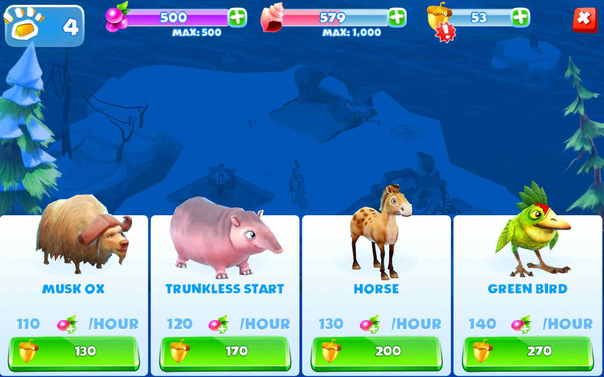 hack ice age advantures mod apk