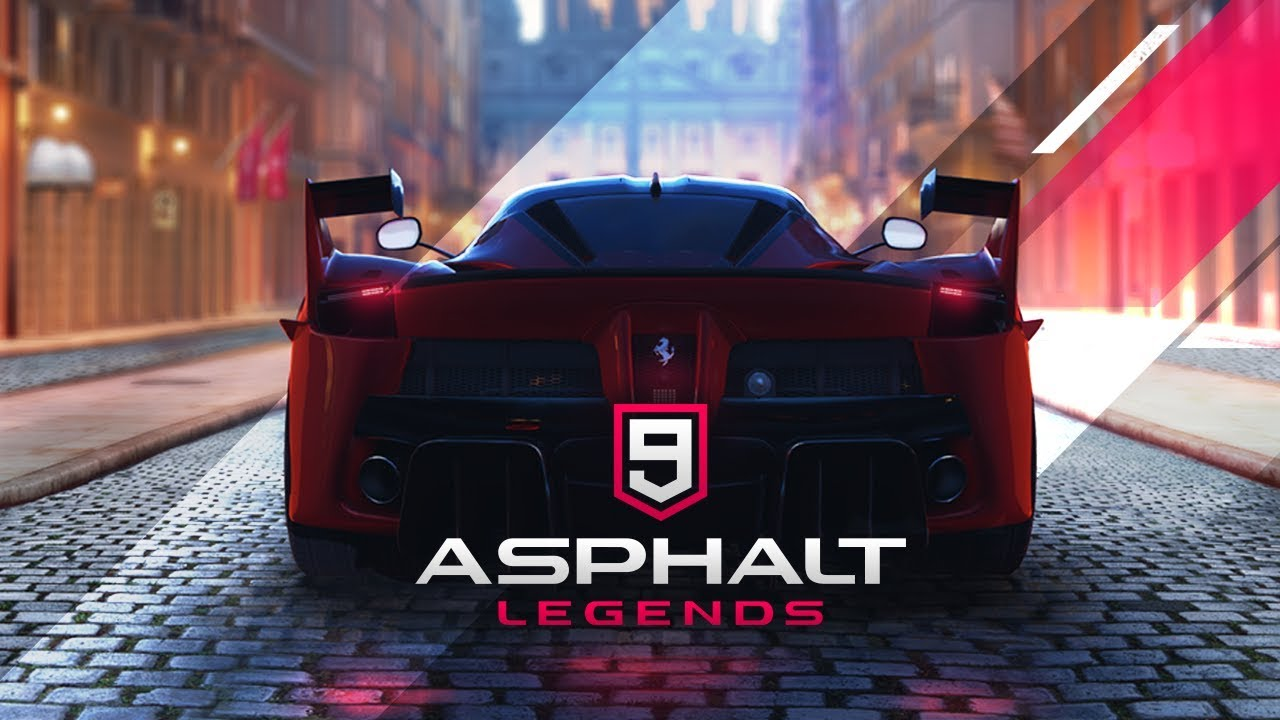 tải asphalt 9 legends