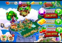 hack dragon city dlgamehay
