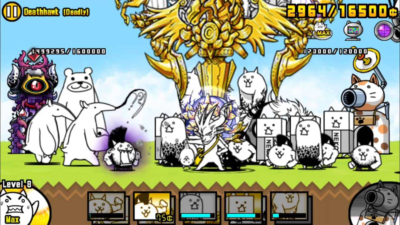 hack game the battle cats