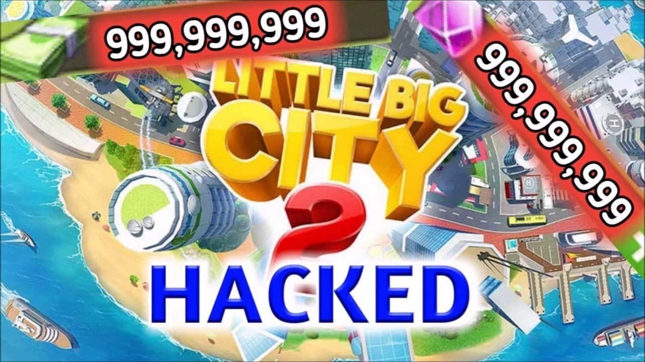 hack littie big city 2 mod