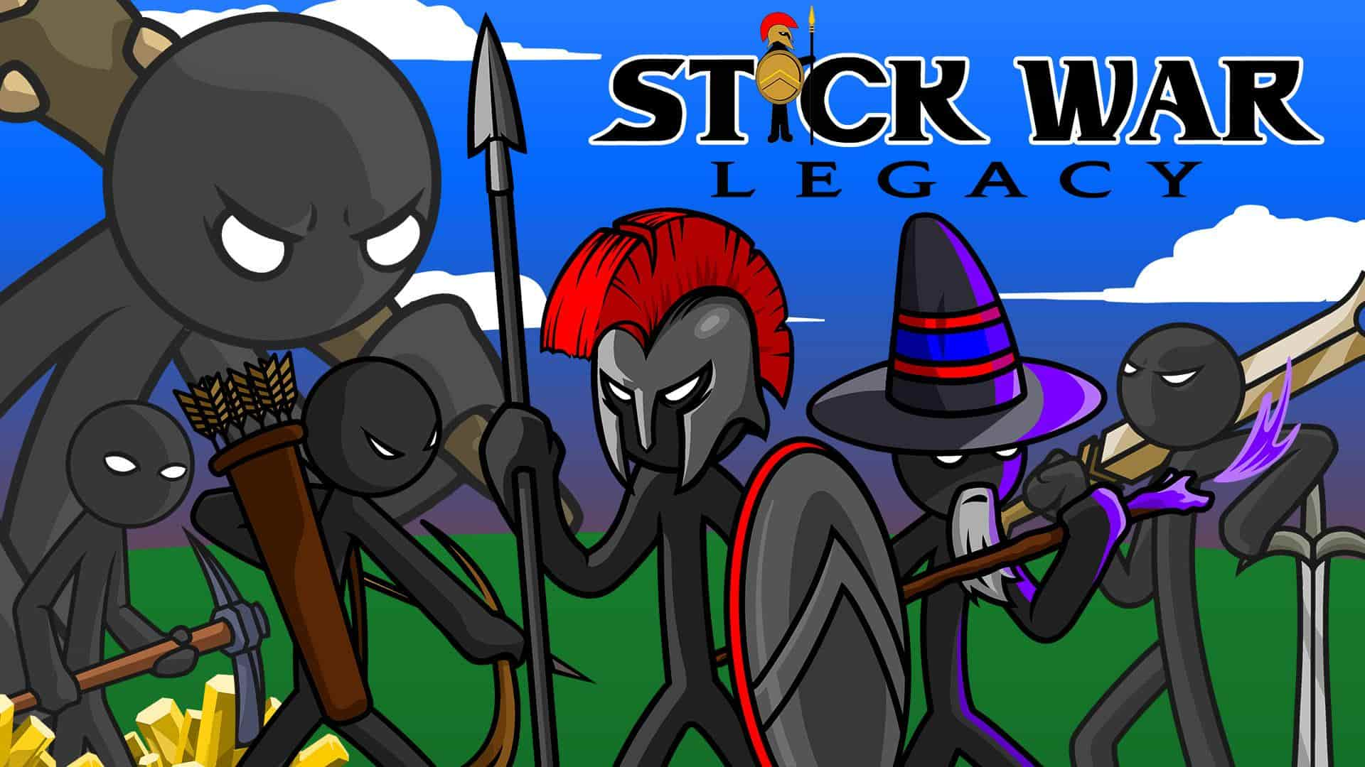Hack Stick War: Legacy APK