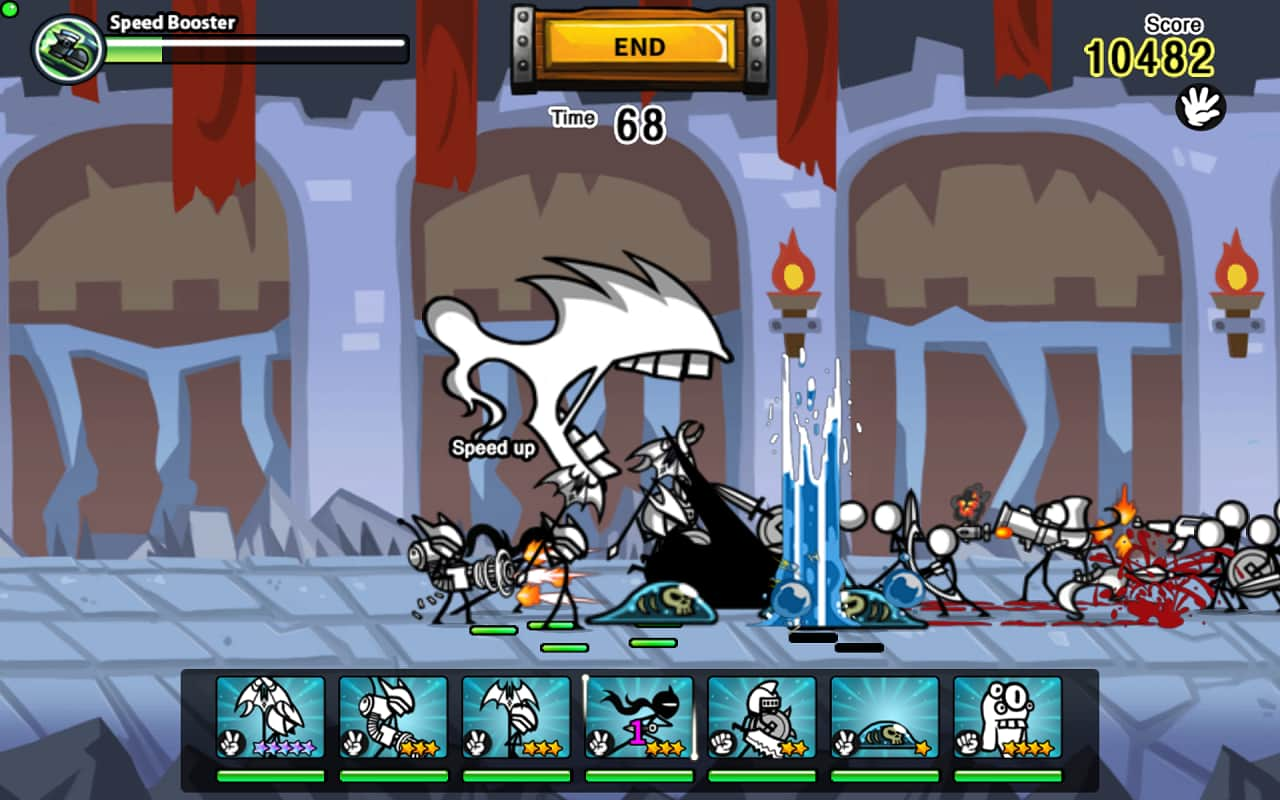 tải game cartoon wars