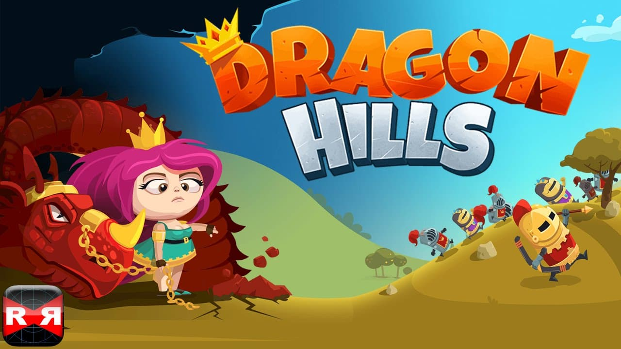 tải game dragon hills apk