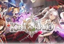 tai game king's raid mod