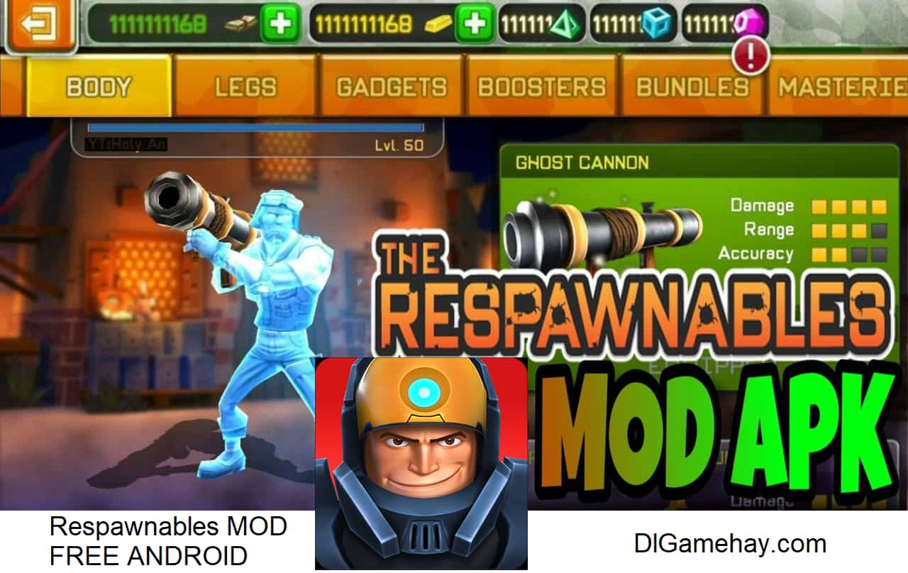 hack respawnable apk