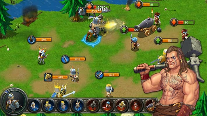 kingdoms and lords apk hack