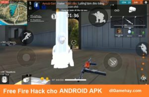 free fire apk hack