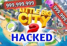 hack little big city mod apk