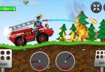 hill climb racing mod android