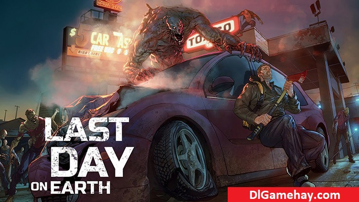 Last Day on Earth Hack APK