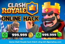 tải clash royale hack