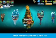 hack plants vs zombies 2 apk