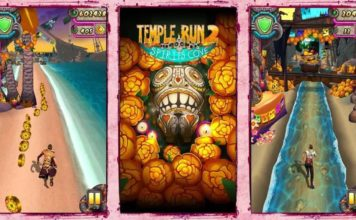 temple run 2 mod android