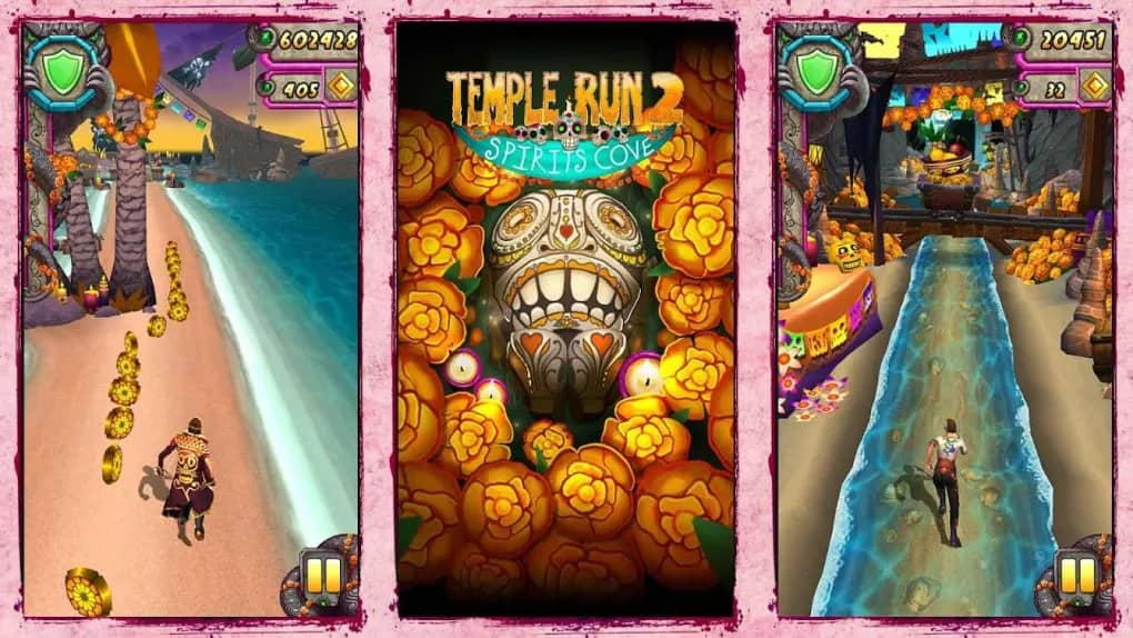 Temple Run 2 Hack APK