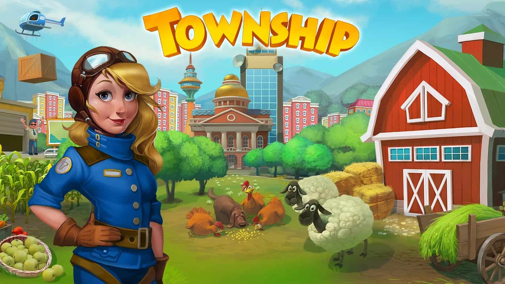 Hack game Township APK iOS