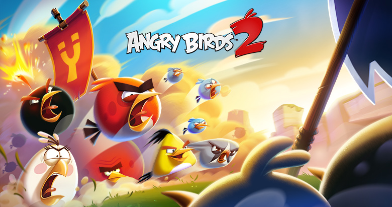 Angry Birds 2 Hack APK