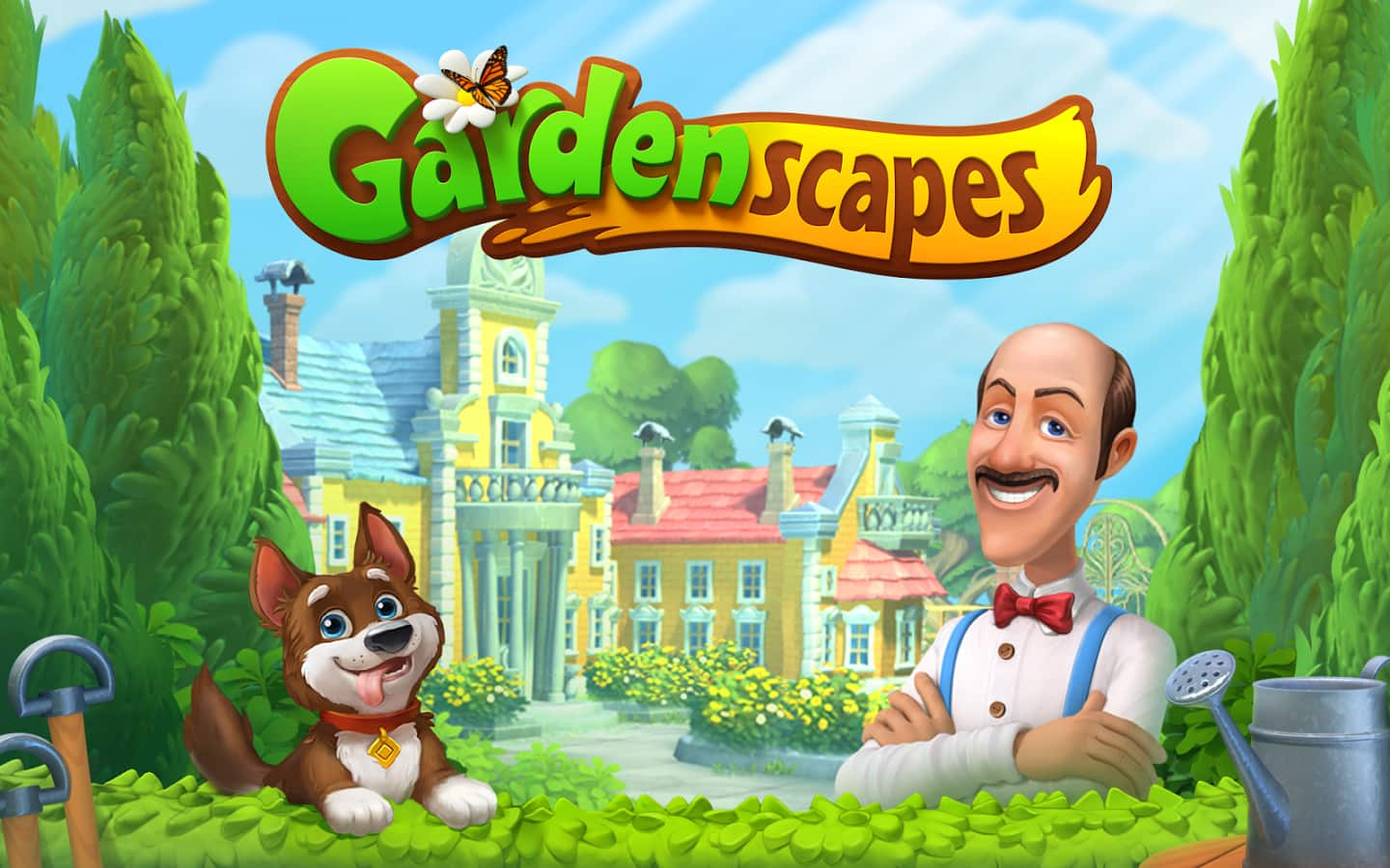 GardenScapes Hack APK