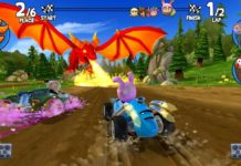 hack beach buggy racing 2