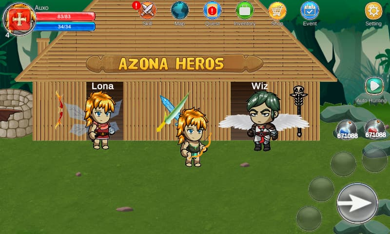 Hero Age Hack APK