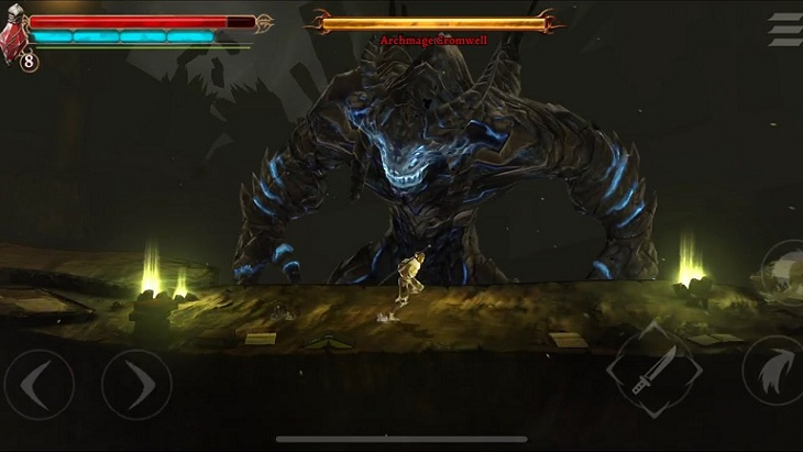 Grimvalor Hack APK