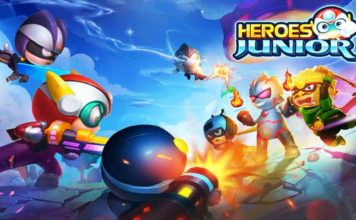 superhero junior hack apk