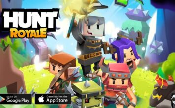 hunt royale apk